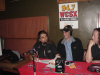 Interview to WCSX-Classic Rock radio station in Detroit, state of Michigan, USA
