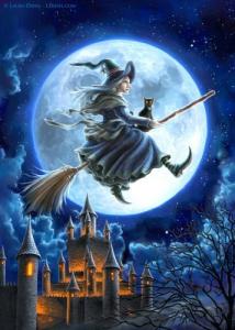 Ведьма Елена